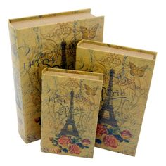 Porta Objeto vintage Paris.  http://www.flocodecor.com.br/