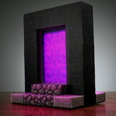 Minecraft USB Nether Portal