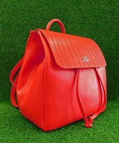 Σακίδιο Πλάτης Κόκκινο | Vaya Fashion Boutique