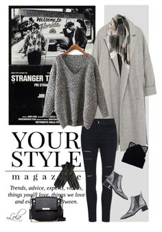 """Minimal"" by style-stories ❤ liked on Polyvore featuring Pussycat, Zara, Silver Spoon Attire, Acne Studios, French Connection, Oasis, women's clothing, women, female and woman"