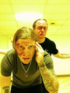 """Shinedown - Brent and Barry """"Enemies"""" Video Shoot in CT Live Music, My Music, Music Stuff, Brent Barry, Funny Car Videos, Shinedown Lyrics, Singer Tv, Brent Smith Shinedown, Rock Music News"""