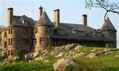 Remodelled Newport Rhode Island Mansion Once the House of Aleister ...