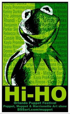 Kermit #gcucine #design #muppets  Visite o nosso site! www.gcucine.com.br