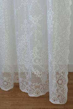 Ailsa Scottish Cotton Lace Curtain (13357) $83.32