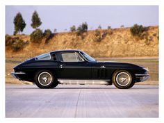 A classic 1965 Corvette Sting Ray - Magnificent