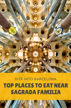 Looking for the best places to eat near the Sagrada Familia? Look no further—we have you covered. From burgers, to Catalan cuisine and so much more—you'll be spoiled for choice! Barcelona Food, Barcelona Restaurants, Barcelona Travel, Chicago Restaurants, Food Places, Best Places To Eat, Types Of Meat, Gourmet Burgers, Wine List