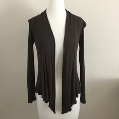 Hip happening in the present shrug. Stylish cover up H.I.P. Sweaters Shrugs & Ponchos