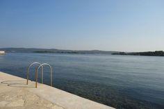 Mali pogled na Pamanski kanal iz mjesta Pašman (2)