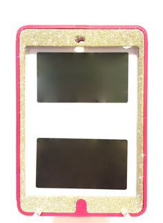 iPad mini OtterBox Defender Series Case Glitter by NaughtyWoman
