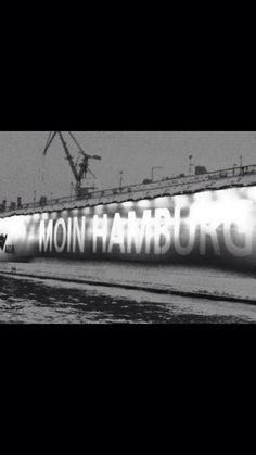 #Hamburger #Hafen #Moin heißt nicht guten Morgen ;-)
