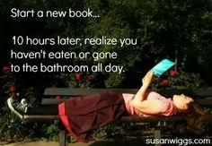 start a new book...