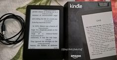 "@AmazonIN Kindle - 6"" Glare-Free Touchscreen Display, Wi-Fi #Review http://www.njkinnysblog.com/2016/05/productreview-kindle-6-glare-free.html Buy From Amazon: http://amzn.to/233AnvL  #KindleEreader #ValueForMoney #Recommended #Review #AmazonKindle #CarryBooksAnywhere #TonsOFFeatures #InBuiltDictionary #VocabularyBuilder #ProsNCons #ProductReview"