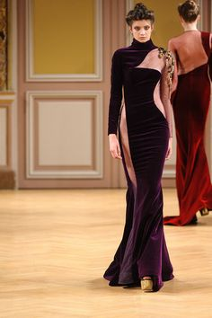 TONY YAACOUB  COUTURE  FALL-WINTER 2013-2014