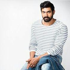 Rana Daggubati Allu Arjun Wallpapers, Rana Daggubati, Telugu, It Cast, Handsome, Actors, Superhero, Jewelry Crafts, Mens Tops