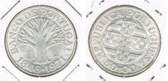 Portugal 50 Escudos 1971 - Banque du Portugal - Argent BU - KM#601 SILVER