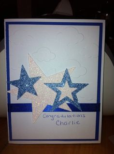 Congratulations on Your New Job Card for Charlie