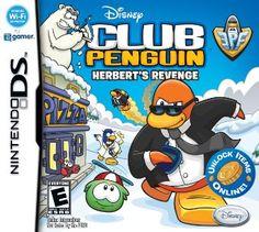 Amazon.com: Club Penguin: Elite Penguin Force: Herbert's Revenge: Video Games $5.00