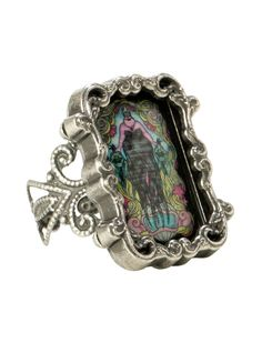 Because everyone should own an Ursula ring.