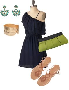 """Summer"" by anniebabb on Polyvore"
