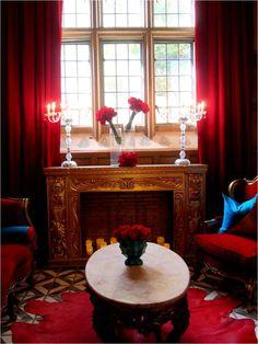 Alissa Sutton Interiors. Greystone Mansion Showcase House 2013. Beverly Hills