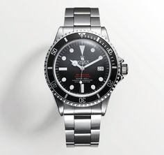 The original Rolex Sea-Dweller, 1967