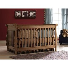 Have to have it. Graco Shelby Classic 4-in-1 Convertible Crib - Cappuccino $239.99