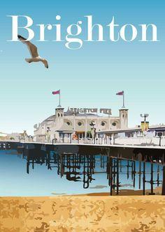 Brighton,England.