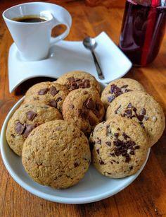 Healthy Food, Healthy Recipes, Gluten Free, Cookies, Sweet, Fitness, Desserts, Healthy Foods, Glutenfree