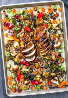 Healthy dinner recipes you can make in 30 minutes or less! Easy clean eating recipes for families to enjoy! Perfect to add to your weekly meal plan for weight loss these clean eating recipes are quick & delicious! From one pot chicken to low carb fish and Clean Eating Recipes For Dinner, Easy Dinner Recipes, Dinner Ideas, Dinner Healthy, Dessert Recipes, Hoisin Chicken, Cashew Chicken, Italian Chicken, Lime Chicken