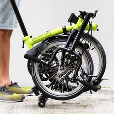 Tilt and Stay for Brompton L model