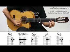 Leccion #1 - Guitarra para los empiezan desde CERO - YouTube