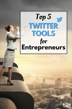 If you are like me then there is not enough time to do everything so finding the right tools is key. Here are my top 5 Twitter tools for entrepreneurs!
