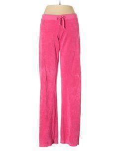 cc8f82e03f477 Juicy Couture Velour Pants: Size 8.00 Pink Women's Activewear - $41.99  Juicy Couture, Activewear