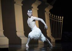 Matthew Bourne's Swan Lake, last performed at Sadler's Wells 4 December 2013 – 26 January 2014