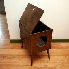 Mid Century Modern Cat Furniture U0026 Litter Box By Modernistcat Part 59