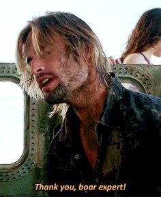"""When he was the master of sarcasm. 