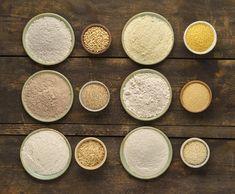 Veja como preparar mix de farinhas sem glúten para utilizar em receitas