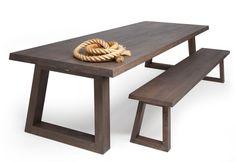 Mooie strakke design tafel!