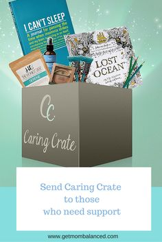 3eb25c866839 Caring Crate is a great way to send support to those in need. Read now
