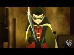 Langstrom doesn't go easily for Batman and Damian in this new clip from Son of Batman. Son of Batman, the next entry in the popular, ongoing . Damian Wayne Batman, Son Of Batman, Batman Family, Dc Comics Characters, Dc Comics Art, New Clip, Teen Titans, Comic Character, Gotham
