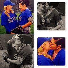 Callie and Arizona <3