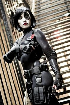 Marvel: Domino (Neena Thurman)