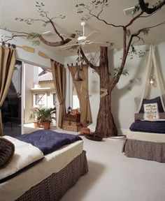 http://www.houzz.com/welcomeToHouzz/u=aHR0cDovL3d3dy5ob3V6ei5jb20v  Cool site like Pinterest for Houses>>>  The Retreat - Brooks - mediterranean - kids - tampa - by Wyman Stokes Builder LLC