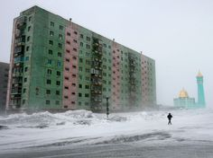 As climate change accelerates permafrost thawing, what can be done to maintain the resource-rich hubs Russia relies on?