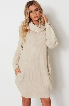 Adelaide Turtleneck Sweater Dress