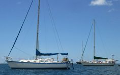 The Vancouver 32 - An excellent choice of sailboat for a single-hander or couple to go long distance cruising.