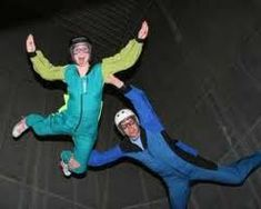 Indoor Skydiving in Gatlinburg, Tennessee
