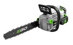 """EGO 56V Li-Ion 14"""" Chain Saw 2.0Ah Kit #EGO"""