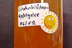 Lindenblüten-Orangen Gelee Chutneys, Kraut, Orange, Bottle Opener, Recipies, Food And Drink, Healthy Recipes, Healthy Food, Canning
