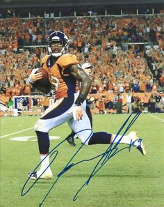 Danny Trevathan Denver #Denver #59 Signed Autographed 8x10 Photo W/ Proof from $19.99
